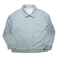 SUPERTHANKS | Denim Blouson - Blue【SPECIAL】