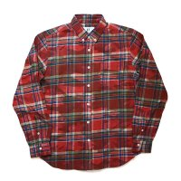 HBNS | CAMO PRINT FLANNEL SHIRTS