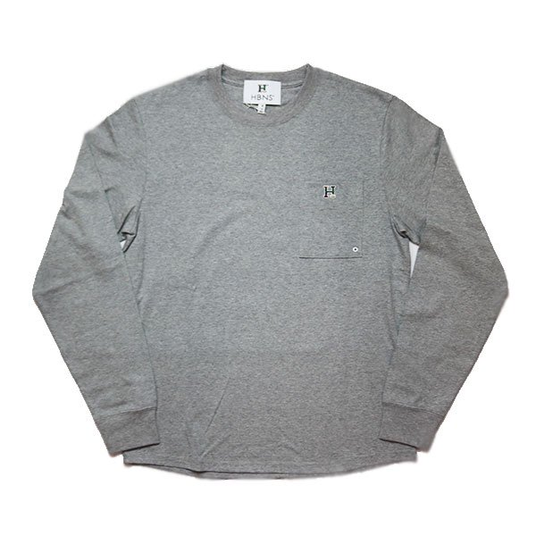 HBNS | POCKET L/SL TEE