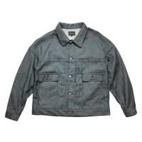 superNova. | Big Jean Jacket【30%OFF】
