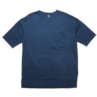 superNova. | Big Pocket Tee - NAVY【60%OFF】