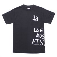RARE PANTHER | WE MUST RISE TEE