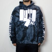 "NuGgETS / NuGgETEE  | ""FLAG"" PULLOVER PARKA -TIEDYE-【50%OFF】"