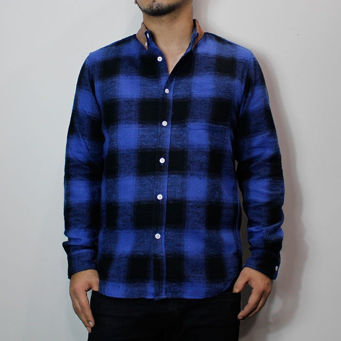 HBNS | OMBRE CHECK SHIRTS