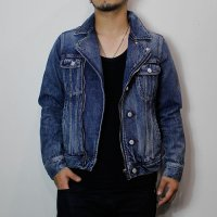 HBNS | RIDERS DENIM BLOUSON -USED-