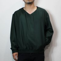superNova. | V-Neck Pullover Shirts Jacket【50%OFF】