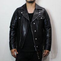 HBNS | LEATHER RIDERS BLOUSON