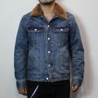HBNS | DENIM DECK JACKET