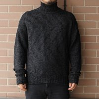 SLOWGUN&CO.  | 撚杢 Loose Turtle Knit