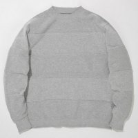 SUPERTHANKS | WIDE BORDER KNIT