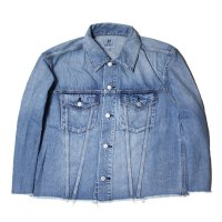 HBNS | LOOSE DENIM JACKET