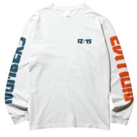 NUMBERS EDITION  | 12:45 SWIRL-L/S T-SHIRT