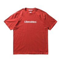 Liberaiders | LOGO TEE - RED