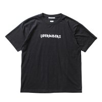 Liberaiders | METAL LOGO TEE - BLACK
