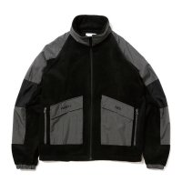 Hombre Nino | FLEECE JACKET - BLACK
