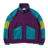 Hombre Nino | FLEECE JACKET - PURPLE