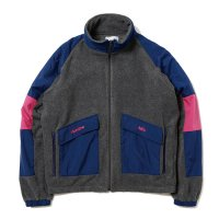 Hombre Nino | FLEECE JACKET - GRAY