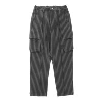 superNova. | Utility cargo trouser - Double Stripe