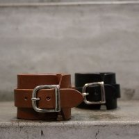 THE WONDER LUST | DOUBLE PLAIN BRACELET - CAMEL