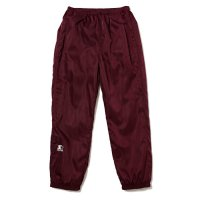 Hombre Nino | ×STARTER BLACK LABEL TRACK PANTS - BURGUNDY