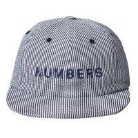 NUMBERS EDITION | WORDMARK DENIM 6-PANEL HAT