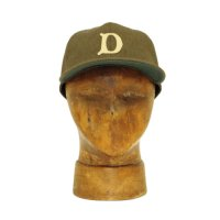 THE H.W. DOG&CO. | BASEBALL CAP D-00001 - KHAKI