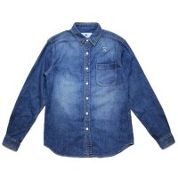 HBNS | 別注 USED DENIM SHIRTS