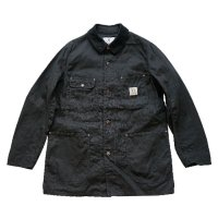 HBNS | DUCK COVERALL - BLACK