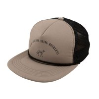 THE H.W. DOG&CO. | MESH CAP D-00306 - GRAY