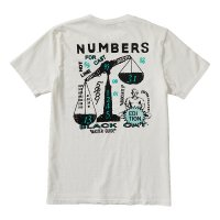 NUMBERS EDITION  | SCALES - S/S T-SHIRT