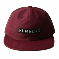 NUMBERS EDITION | MITERED BOX - NYLON 6-PANEL HAT