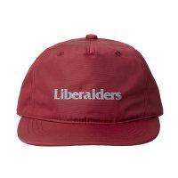 Liberaiders |  REFLECTIVE OG LOGO CAP - BURGUNDY
