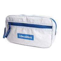Liberaiders | TRAVELIN' SOLDIER ZIP POUCH - WHITE