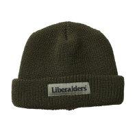 Liberaiders | OG LOGO WATCH CAP - OLIVE