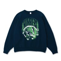 NUMBERS EDITION  | STONEHENGE - FLEECE CREW