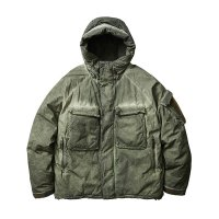Liberaiders | OVERDYED EXPEDITION JACKET - OLIVE