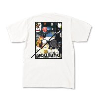 NUMBERS EDITION  | SOULLAND COLLAGE - S/S T-SHIRT