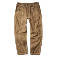 Liberaiders | 3D SEAM TROUSERS - BROWN