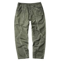 Liberaiders | 3D SEAM TROUSERS - OLIVE