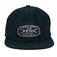 THE H.W. DOG&CO. | TRUCKER CAP-D D-00004 - NAVY