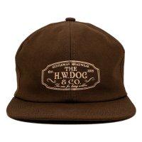THE H.W. DOG&CO. | TRUCKER CAP-D D-00004 - BROWN