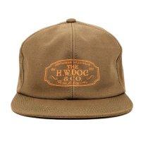 THE H.W. DOG&CO. | TRUCKER CAP-D D-00004 - KHAKI
