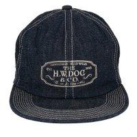THE H.W. DOG&CO. | TRUCKER CAP-D D-00004-D - IND