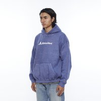 Liberaiders | TRIANGLE LOGO PULLOVER HOODIE - NAVY