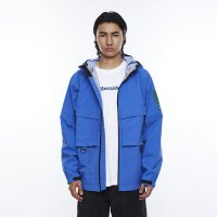 Liberaiders | ALPINIST 3LAYER JACKET - BLUE