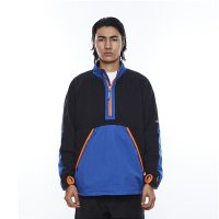 Liberaiders | POLARTEC ZIP PULLOVER - BLUE