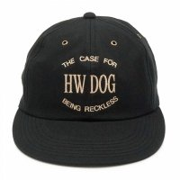 THE H.W. DOG&CO. | STORE CAP D-00450 - BLACK