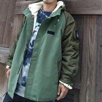 ANASOLULE | VANKADO EXCLUSIVE MILITARY JACKET