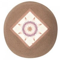 THE H.W. DOG&CO.   AMISH BERET D-00463 - BEIGE