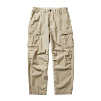Liberaiders | 6 POCKETS ARMY PANTS - BEIGE